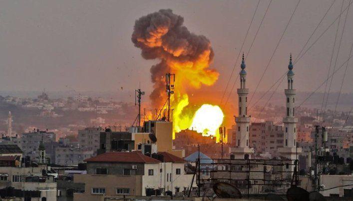 """La ONU alerta sobre un """"colapso social"""" en la Franja de Gaza por 12 años de bloqueo israelí"""