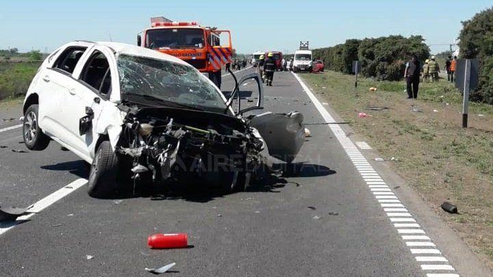 En la provincia de Santa Fe mueren más de 440 personas por año en accidentes de tránsito