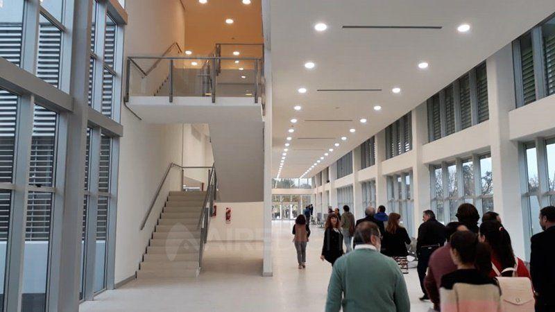 Galería de imágenes: así es por dentro el nuevo hospital Iturraspe