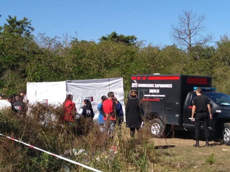 Identificaron los cuerpos hallados en el noroeste de la ciudad