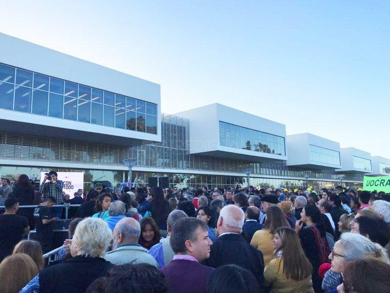 Se inauguró el nuevo hospital Iturraspe, un hito para la salud pública de Santa Fe