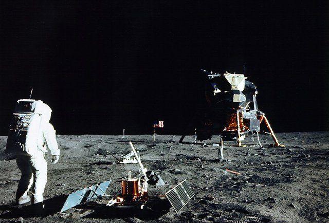 Trump aumentará 1,6 mil millones de dólares el presupuesto destinado para el viaje a la Luna en el 2024
