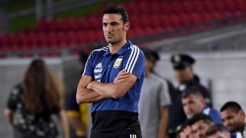 La lista preliminar de Lionel Scaloni para jugar la Copa América