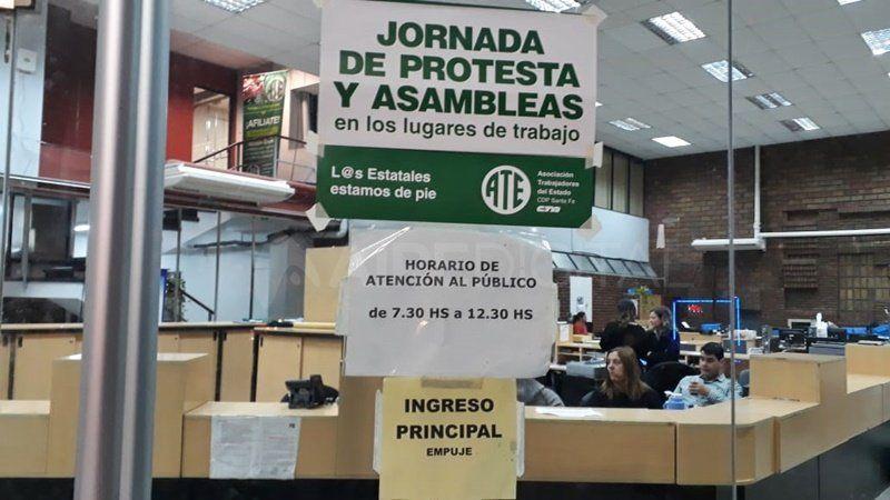 Estado de Asamblea permanente en Catastro e Información Territorial