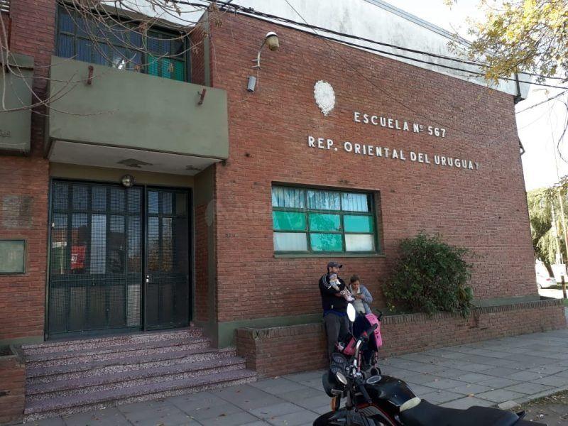 Escuela Uruguay: 15 chicos fueron hospitalizados con síntomas de intoxicación