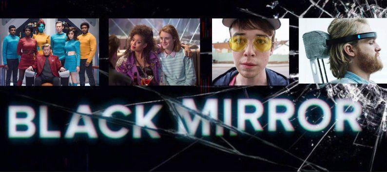 La quinta temporada de Black Mirror viene cargada de terror y este es su primer tráiler