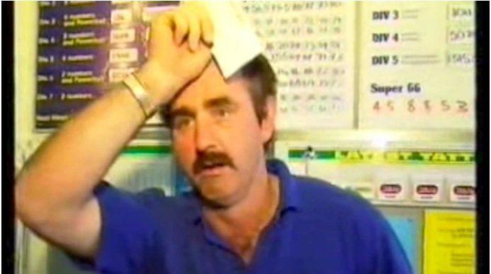 Bill Morgan, el hombre que regresó de la muerte y ganó dos veces la lotería