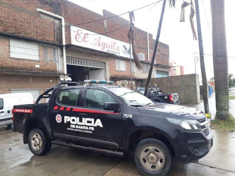 Otro joven detenido por el robo a la distribuidora El Águila