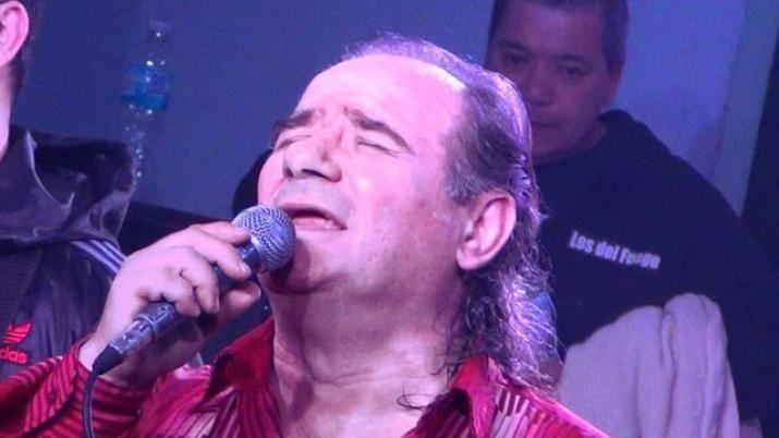 """Murió """"Banana"""" Mascheroni, tras descompensarse en un show de Los del Fuego"""