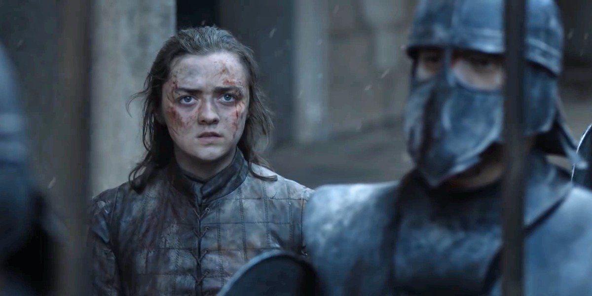 """""""Game of Thrones"""": ¿qué pasó al final con Arya Stark?"""