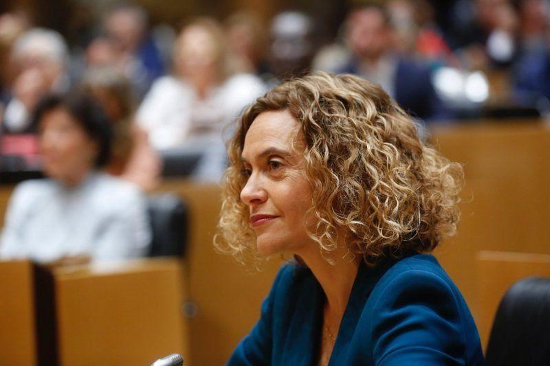 La socialista Meritxell Batet es la nueva presidenta del Parlamento español
