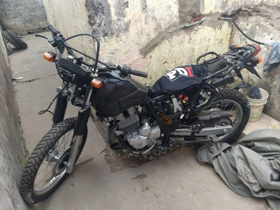 Tres años de prisión por robar una moto en pleno Boulevard Galvez