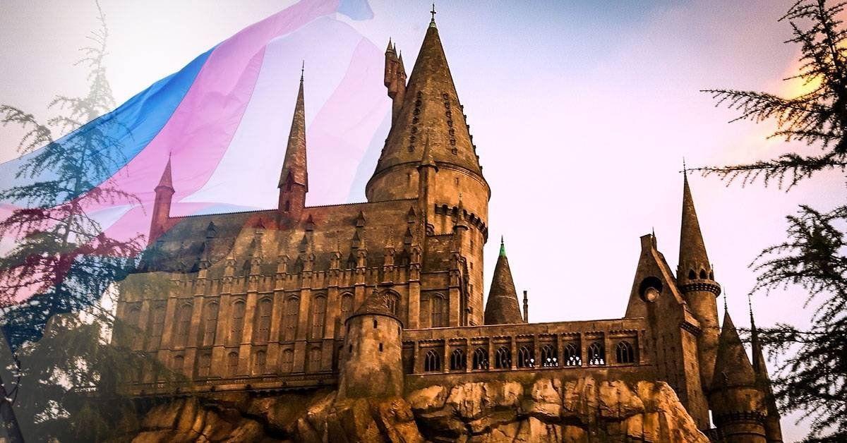 Teoría fandom de Harry Potter: ¿podría Snape ser trans?