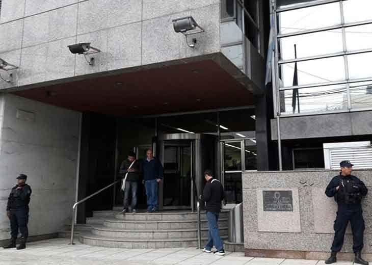"""Comenzó el juicio al policía Alejandro """"Aguja"""" Agüero por lavado de activos"""