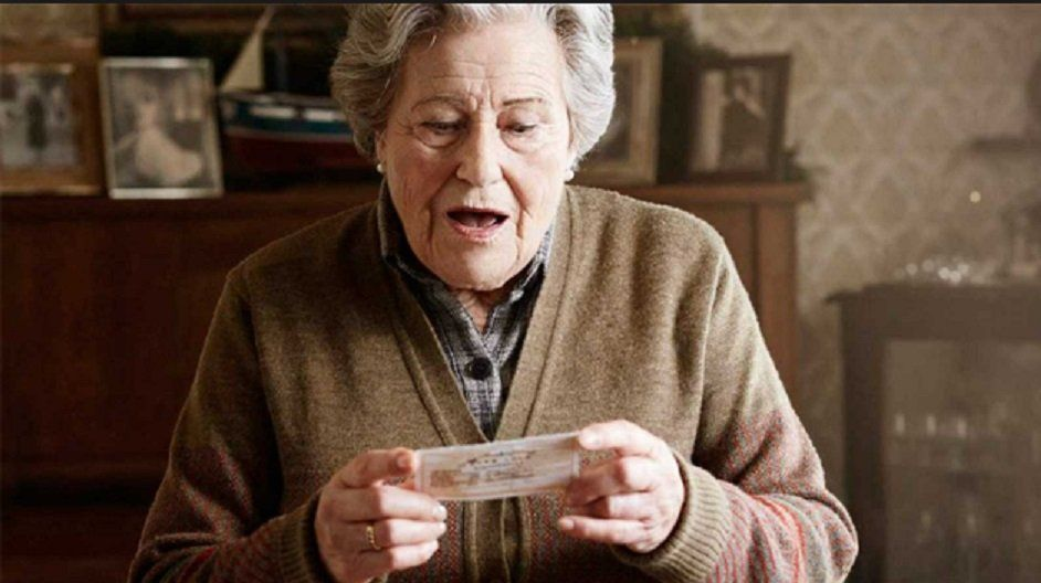 Una abuela casi pierde el premio de lotería por no atender llamadas de números desconocidos