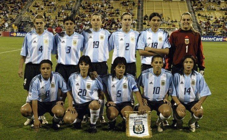 Una historia mundialista que la selección femenina intentará cambiar