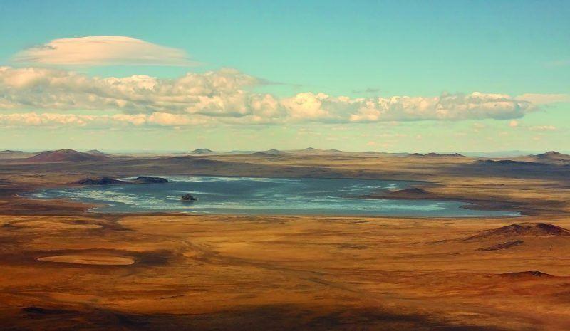 Parque Nacional Patagonia: refugio del macá tobiano