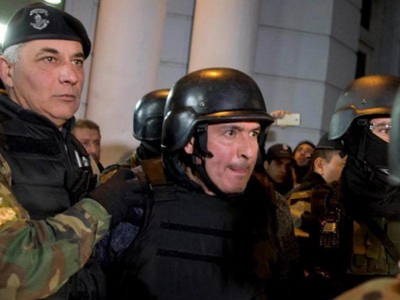 José López fue condenado a 6 años de prisión en la causa de los bolsos