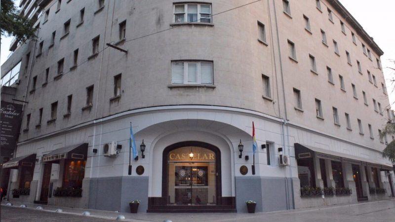 Castelar Hotel Château, un ícono santafesino que Grupo Amarras renovó