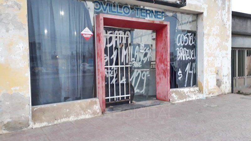 Robaron 6 veces en 3 meses en una carnicería de Avenida Peñaloza