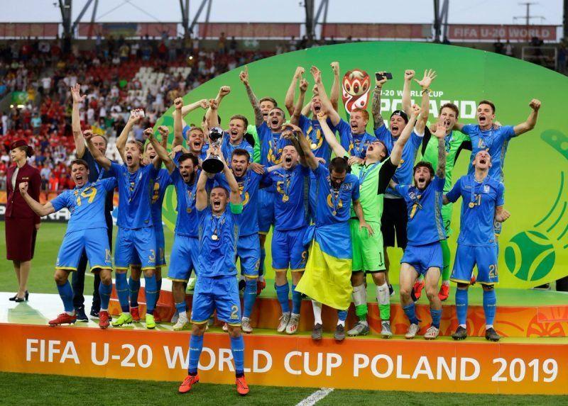 Ucrania derrotó a Corea del Sur y es campeón en el Mundial de Polonia