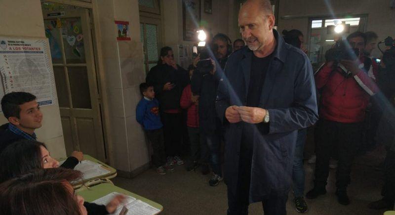 """Omar Perotti: """"Espero que los comicios se desarrollen con normalidad"""""""
