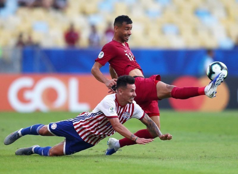 Qatar sorprende a Paraguay y rescata un punto en la Copa América