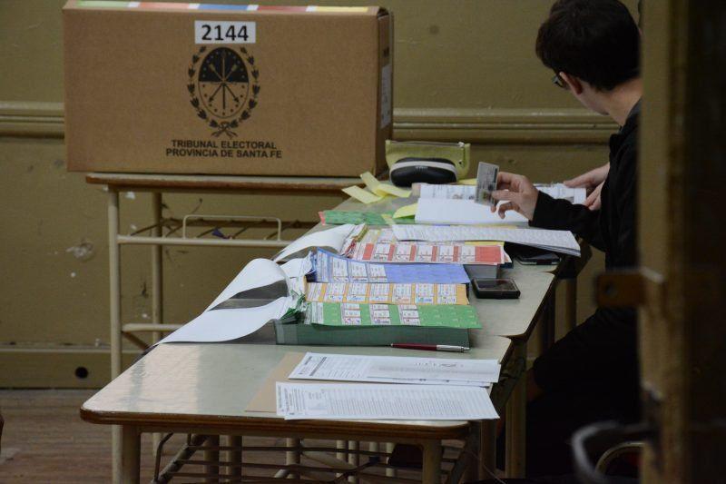 Cómo es el recuento de votos tras el cierre de comicios