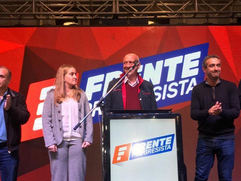 """Antonio Bonfatti asumió la derrota: """"Felicitamos a quien ha sido el triunfador"""""""