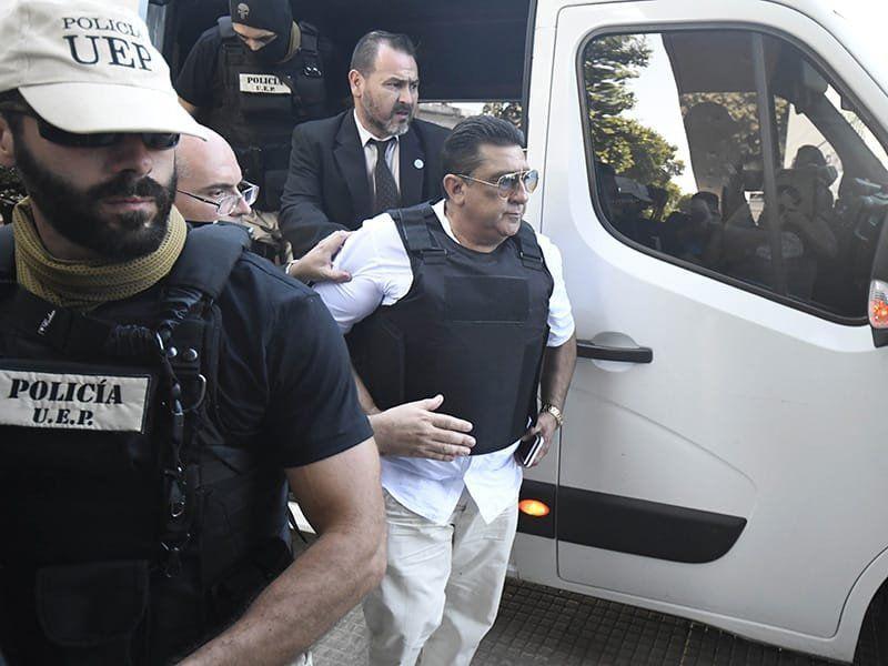 Narcotráfico: confirmaron el procesamiento para Luis Paz y el arquitecto Canteli