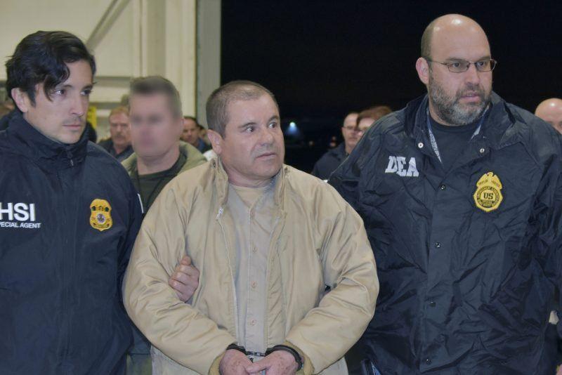 """Estados Unidos: posponen la sentencia por narcotráfico contra """"El Chapo"""" Guzmán"""