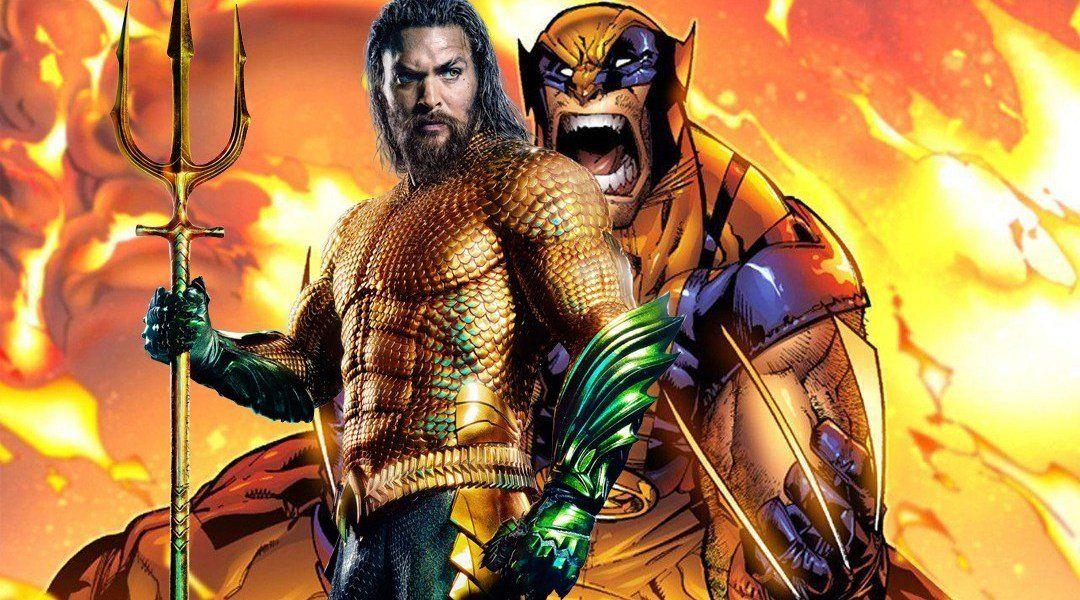 Jason Momoa quiere ser Wolverine en el MCU