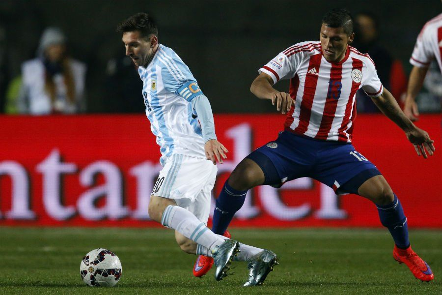 Copa América: con cuatro cambios, la selección masculina va por la recuperación ante Paraguay