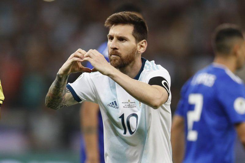 Copa América: Argentina empató con Paraguay y se jugará todo ante Qatar