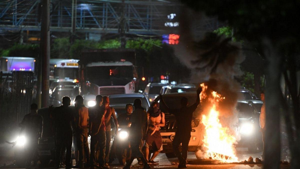 Honduras en relativa calma luego de tres días de manifestaciones violentas