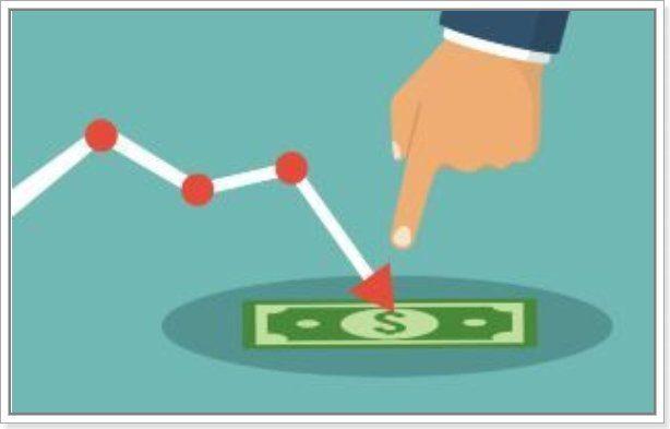 El dólar, hoy: la moneda no detiene la baja y arranca la semana por debajo de los $44