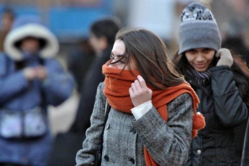 El ingreso de un frente frío afectará desde este martes a todo el país