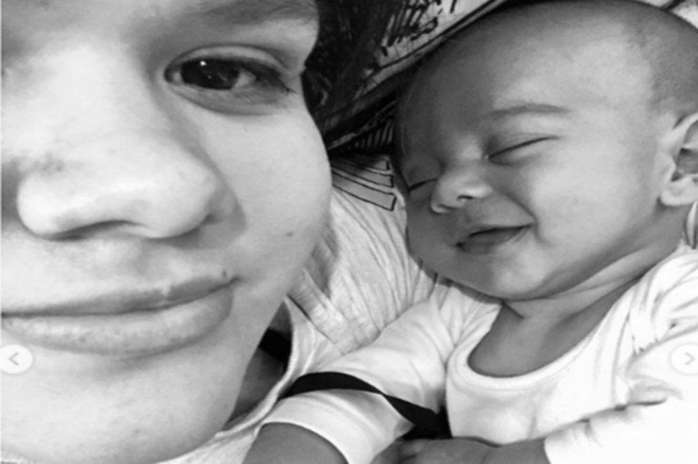 Internaron al bebé de Morena Rial