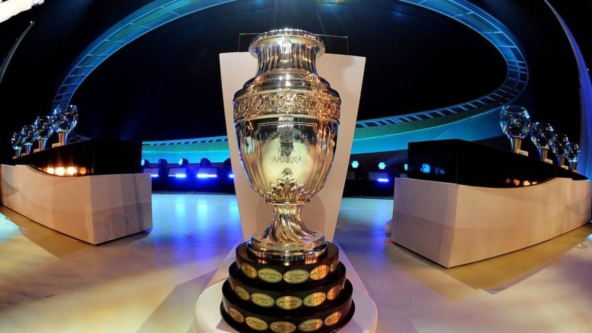 Así quedaron los cruces de cuartos de final de la Copa América
