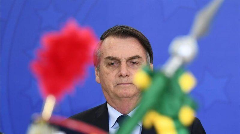 """Bolsonaro está inundando de """"veneno"""" la agricultura de Brasil, según Greenpeace"""