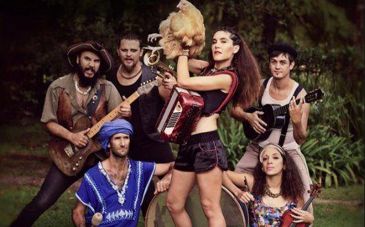 """La banda argentina que participa de """"La Casa de Papel 3"""""""