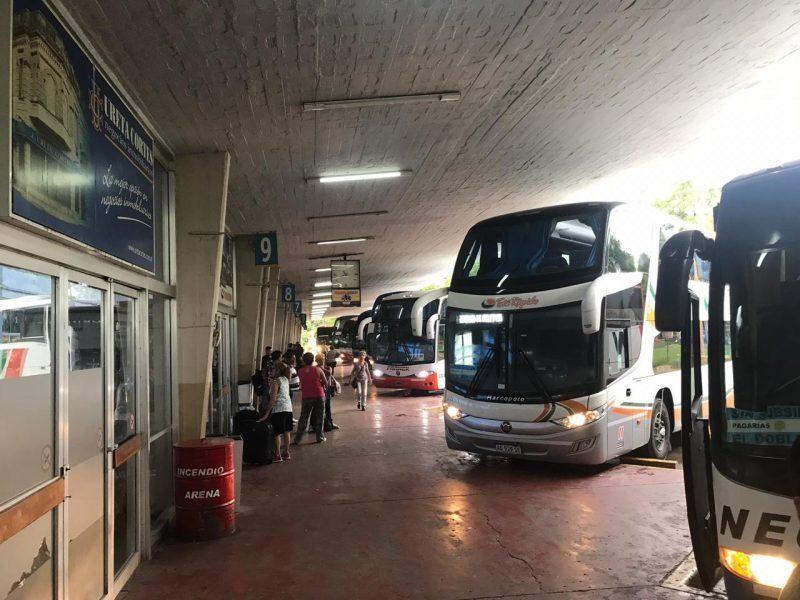 UTA anunció un paro de transporte en todo el país para el viernes 12 de julio