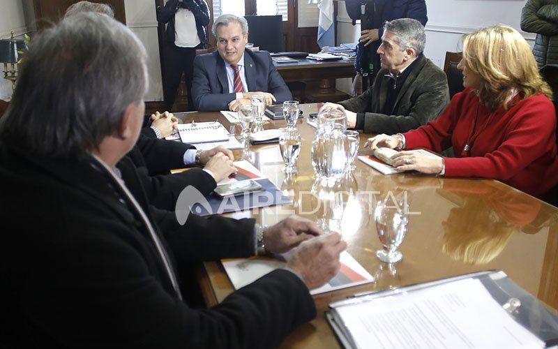 Perotti pidió una auditoría de la situación económica y financiera de la provincia