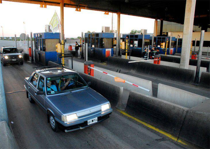 Desde este lunes aumenta el peaje de la autopista y rutas provinciales