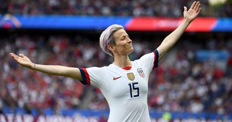 Quién es Megan Rapinoe, la futbolista del Mundial que se enfrentó a Trump