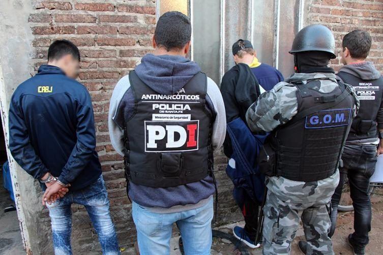 Narcomenudeo: integrantes de una banda de Esperanza fueron condenados