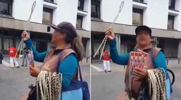 Controversia en Ecuador por la venta de un látigo para disciplinar a niños