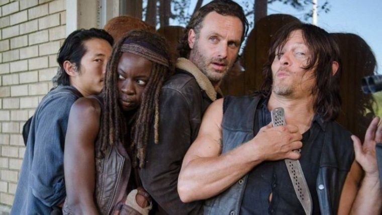 """El próximo spin-off de """"The Walking Dead"""" encuentra a 3 de sus protagonistas"""