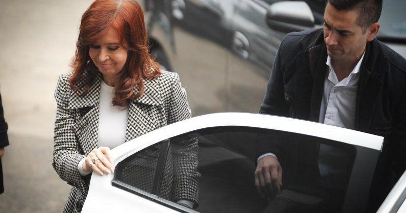 Cristina Kirchner no concurrirá el lunes a una nueva audiencia del juicio