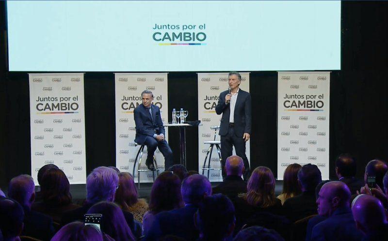 Cumbre de Juntos por el Cambio: Macri afirmó que está listo para gobernar el país por cuatro años más